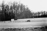 008. Polski Fiat 125p na trasie wyścigu.