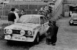 018. Beningo Fernandez i Antonio Doural - Ford Escort RS 1800.