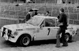 019. Beningo Fernandez i Antonio Doural - Ford Escort RS 1800.
