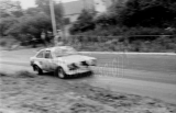 158. Hans Brith i Kurt Malmgren - Ford Escort RS 2000.
