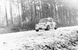 002. Andrzej Mordzewski - Fiat Abarth 850.