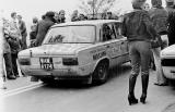 15. Polski Fiat 125p Ryszarda Granicy.