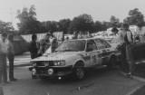 006. Andrzej Witkowicz i Andrzej Turczyński - Audi 80 Quattro.