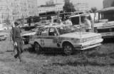 007. Niemi Raimo i Mannila Kari - Audi 80 Quattro.