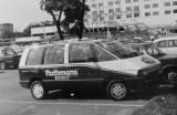 014. Szefostwo Rothmansa przyjechało Renaultem Espace.