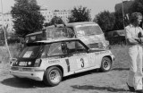 022. Branislav Kuzmic i Rudi Salo - Renault 5 Turbo.