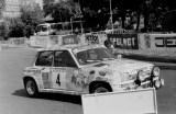 023. J.J.Texier i Luc Traweleau - Renault 5 Turbo.
