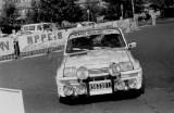 024. J.J.Texier i Luc Traweleau - Renault 5 Turbo.
