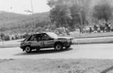 048. Andrzej Koper i Krzysztof Gęborys - Renault 11 Turbo.