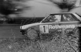 01. Błażej Krupa i Piotr Mystkowski - Renault 11 Turbo.