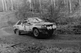 09. Andrzej Koper i Krzysztof Gęborys - Renault 11 Turbo.