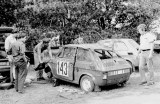 014. Polski Fiat 126p Tadeusza Suchonia.