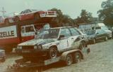 001. Renault 11 Turbo Andrzeja Kopra.
