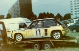 003. Renault 5 Turbo Jugosłowianina Branislava Kuzmica.