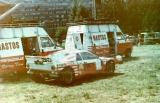 015. Lancia Rally 037 Włocha Mauro Pregliasco.