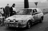 105. F.Kissel i K.Hopfe - Toyota Corolla Twin Cam 16V.