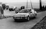 107. B.Coldewey i H.Rautenberg - Ford Sierra XR4 Ti.