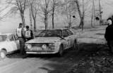 110. Henig Schou i G.Lehmann - Audi Quattro.