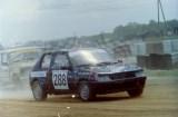 10. Adam Kornacki - Peugeot 205-gti,Krzysztof Ruciński - Polski