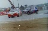 12. Wiesław Białka - Ford Fiesta XR2i,Jakub Iwanek - Peugeot 205