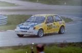 02. Robert Polak - Ford Fiesta XR2i.