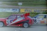 03. Andrzej Klejna - Lancia Delta Integrale i Mariusz Stec - Ope