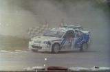 10. Bohdan Ludwiczak - Ford Escort Cosworth RS.