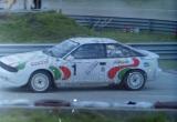 16. Adam Polak - Toyota Celica GT4.