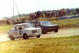 013. Zygmunt Stanek - Seat 850 i Michał Guranowski - VW Polo.