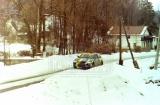 10. Dariusz Solarski i J.Jankowski - Ford Escort Cosworth RS.