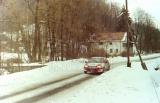 26. T.Nowak i M.Hoim - Peugeot 106 Rally.