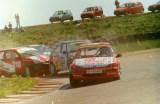 06. Marcin Laskowski - Peugeot 106, Piotr Tyszkiewicz - Skoda Fe
