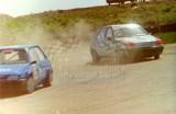 12. A.Luterek - Toyota Corolla i Jerzy Strześniewski - Skoda Fel