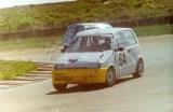 17. Grzegorz Carzasty - Fiat Cinquecento.