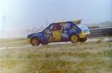 020. Adam Trzonkowski - Peugeot 205.