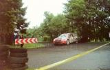002. Robert Herba i Jacek Rathe - Seat Cordoba WRC.