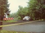 009. Marcin Turski i Emil Horniaczek - Mitsubishi Lancer Evo VI.