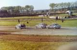 07. Ludvig Hunsbedt - Ford Focus,J.Kuypers - Ford Escort Coswort