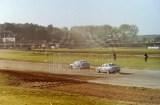 08. Bohdan Ludwiczak - Ford Escort Cosworth RS i Lars Larsson -