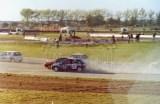 11. Nr.504.M.Sykora - Peugeot 106 Rallye,nr.524.Jerzy Poznański