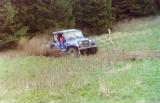 12. Dariusz Andrzejewski i Arkadiusz Sąsara - Jeep Wrangler 4000