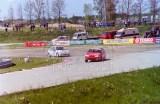 08. M.Szewczyk - Suzuki Swift GTi i Krzysztof Onyśko - Peugeot 1