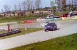11. M.Witkowski - Ford Escort Cosworth RS i Andrzej Kalitowicz -