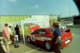 007. Alfa Romeo 156 Wojciecha Śmiechowskiego.