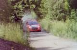 03. Janusz Kulig i Jarosław Baran - Ford Focus WRC.