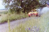 04. Łukasz Sztuka i Zbigniew Cieślar - Seat Cordoba WRC.