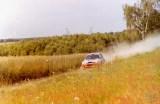 05. Tomasz Kuchar i Maciej Szczepaniak - Toyota Corolla WRC.
