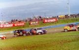 08. Nr.208.Adam Kornacki - Peugeot 205,nr.218.Wiesław Białka - F