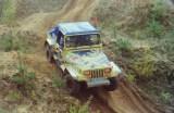 18. P.Dziób i P.Wojnarowski - Jeep Wrangler 2500.