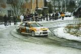 03. Michał Bębenek i Grzegorz Bębenek - Mitsubishi Lancer Evo V.